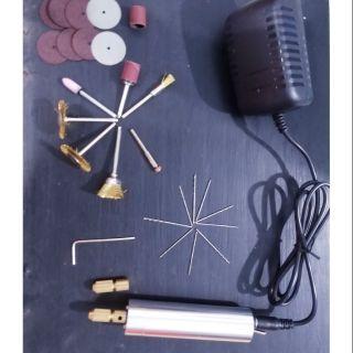 Máy khoan-mài-cắt mini (3 trong 1)