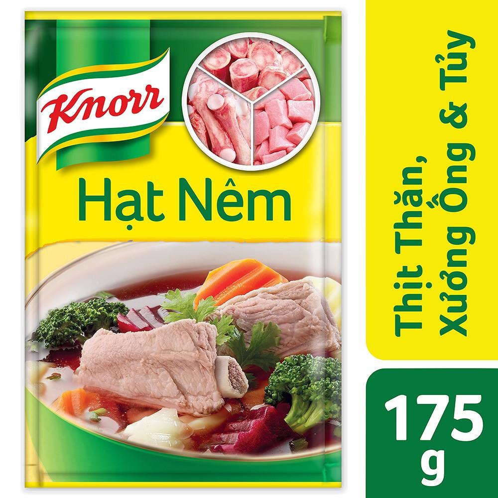 Hạt Nêm Knorr Thịt Thăn, Xương Ống và Tủy 175g (MSP 67189560)