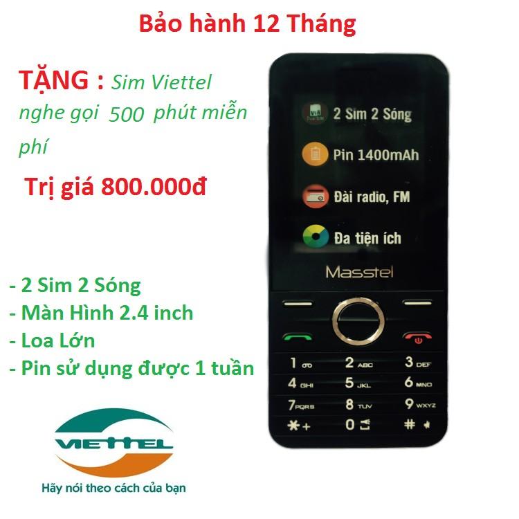 Điện thoại masstel A255 tặng sim cực khủng - 2732900 , 220184829 , 322_220184829 , 380000 , Dien-thoai-masstel-A255-tang-sim-cuc-khung-322_220184829 , shopee.vn , Điện thoại masstel A255 tặng sim cực khủng