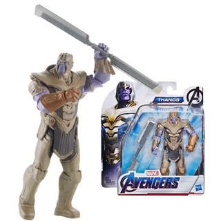 [Mã TOY1212 giảm 15% đơn 99K] Đồ chơi Hasbro nhân vật Thanos dòng Deluxe 6 inch Avengers E3939 thumbnail