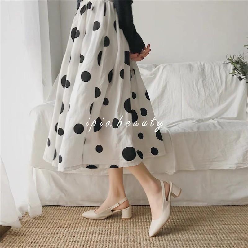 Giày cao gót nữ xangdan basic