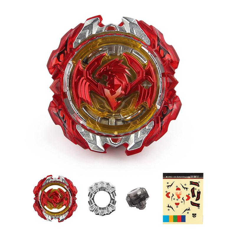 Beyblade Burst B-117 Starter REVIVE PHOENIX.10Fr -Beyblade Only without Launcher