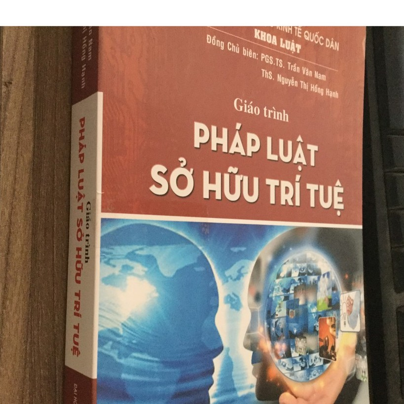 [ Sách ] Giáo Trình Pháp Luật Sở Hữu Trí Tuệ - PGS.TS. Trần Văn Nam