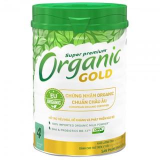 Sữa Bột Organic Gold 4 850g