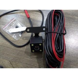 Camera lùi lắp cho camera hành trình, jack 2.5, 5 chân loại 4 led, dây tín hiệu dài 5m thumbnail