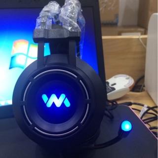 Tai nghe WangMing 9800 v7.1 chân usb thumbnail