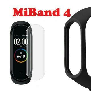 Miếng dán Full màn chuẩn cho Xiaomi Mi Band 3 / Mi Band 4