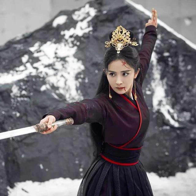 Trang phục phù dao Dương Mịch trong Phù Dao Hoàng Hậu