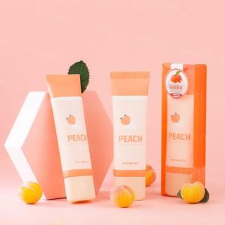 Kem đào nâng tone da - Peach Whipping Tone Up Cream 50ml