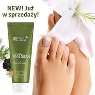 Kem khử mùi cho chân SIBERIAN WELLNESS Anti-Odor Foot Cream