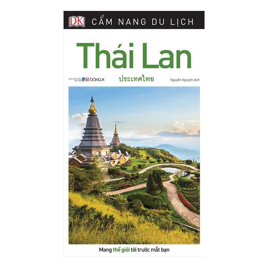 [ Sách ] Cẩm Nang Du Lịch -Thái Lan