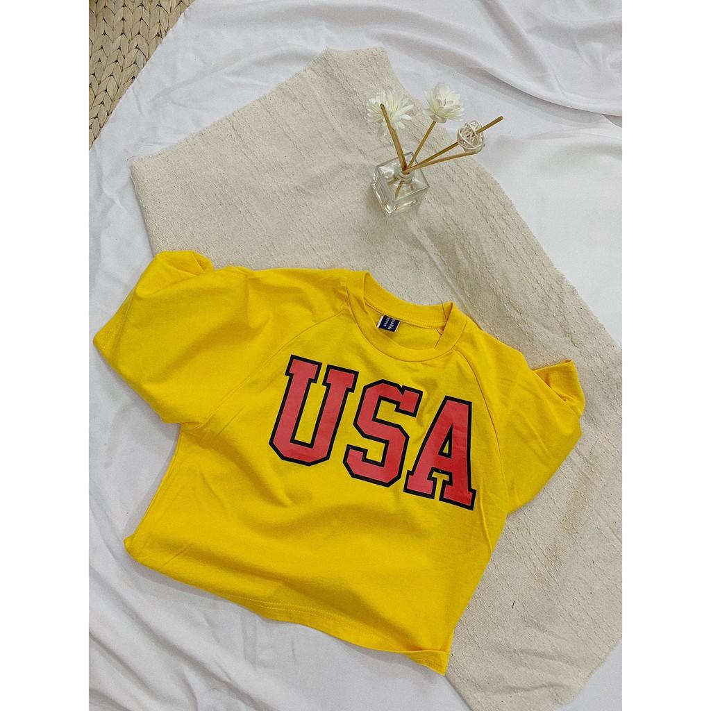 Áo phông USA