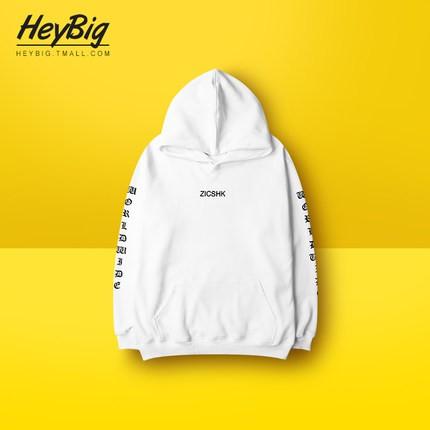 [ORDER] Áo hoodie HeyBig HB20