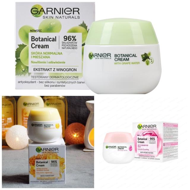Kem dưỡng Garnier Botanical Cream 50g