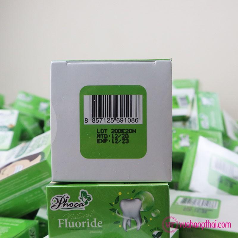 Kem Đánh Răng cho người Niềng Răng Phoca vàng - SX Thái Lan
