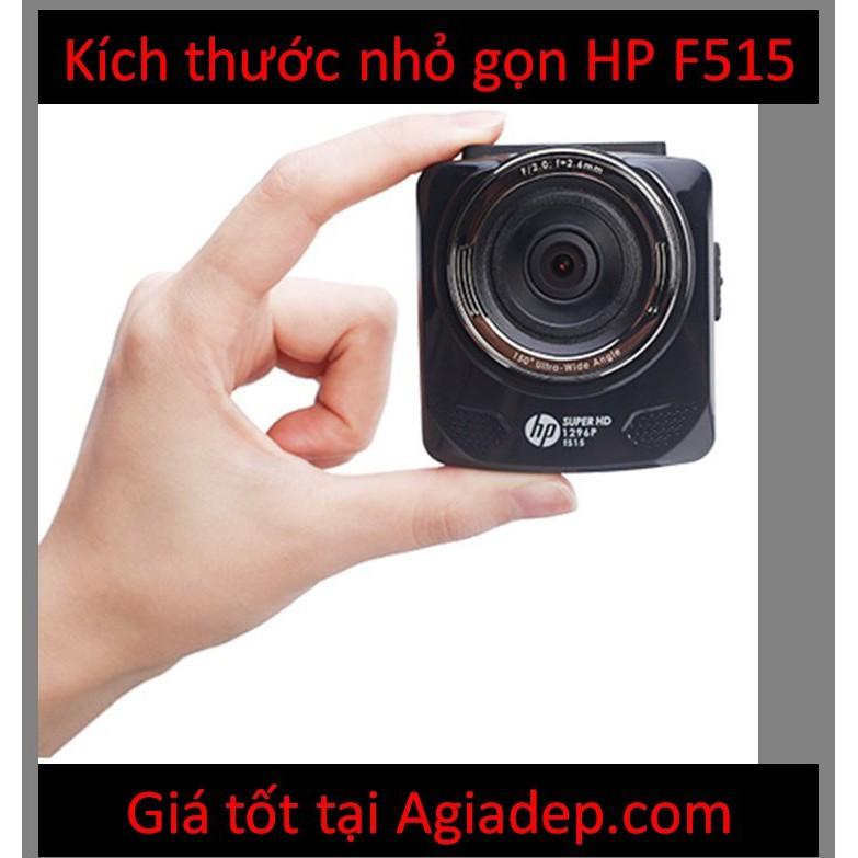 Camera hành trình oto xe hơi HP - F515 (Thương hiệu Mỹ) quay chuẩn 2K 1296P - by Agiadep - 2987400 , 965978897 , 322_965978897 , 1680000 , Camera-hanh-trinh-oto-xe-hoi-HP-F515-Thuong-hieu-My-quay-chuan-2K-1296P-by-Agiadep-322_965978897 , shopee.vn , Camera hành trình oto xe hơi HP - F515 (Thương hiệu Mỹ) quay chuẩn 2K 1296P - by Agiadep