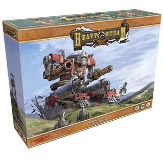 Heavy Steam + Pilot expansion – Trò chơi board game