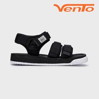 Giày Sandal Vento Nam Nữ - NV9801B Đen thumbnail
