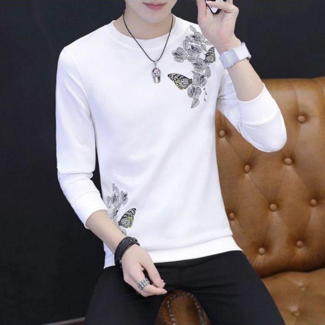 Áp phong nam dài tay _ thời trang phong cách Hàn quốc