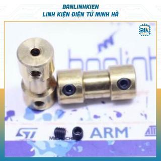 Ống Nối Trục 2.3x2.3mm ONT2323