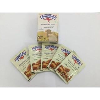 Yêu Thích+5 gói men bánh mỳ Mauripan, men khô, men nở(MS 282)