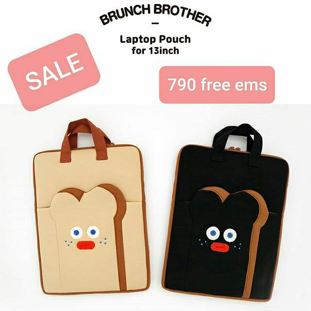 Preorder กระเป๋าคอม Brunch brother 13 inch