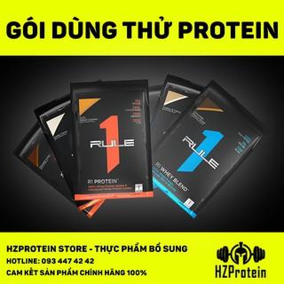 Sample Protein (gói dùng tiện lợi)