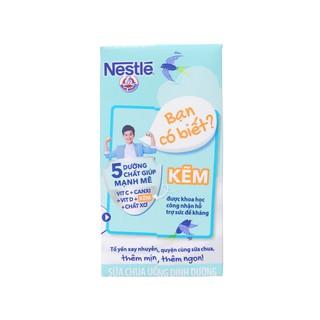 Hình ảnh [Mã GRO1NEST07 giảm 15% đơn 150K] Lốc 4 hộp sữa chua uống Nestlé Yogu có chứa tổ yến 115ml/hộp-2