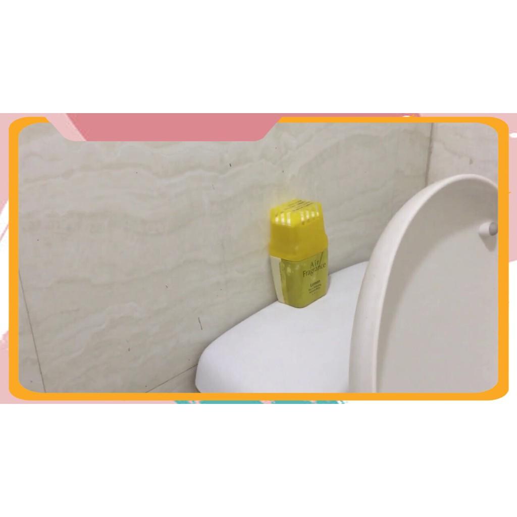 [Sale Siêu Hot] Hộp sản phẩm khử mùi toilet hương chanh japan