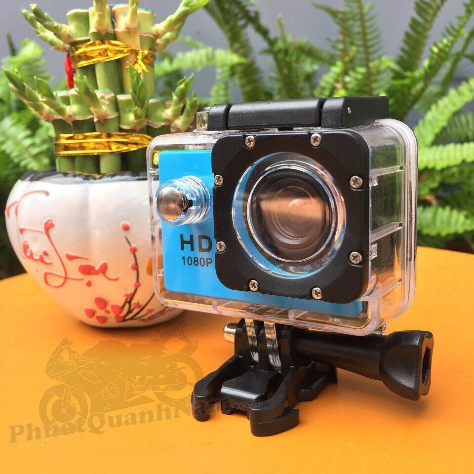 Camera hành trình gắn xe máy- camera hành trình 1080 HD