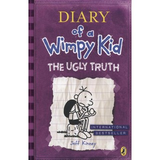 Sách Ngoại văn Diary Of A Wimpy Kid - The Ugly Truth (Book 5) thumbnail