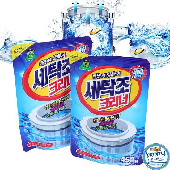Gói tẩy lồng giặt Hàn Quốc