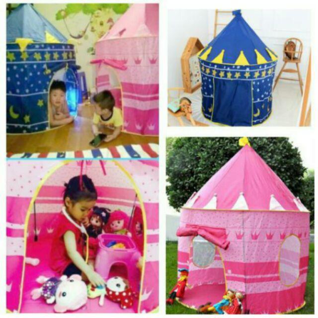 [Freeship] Lều bóng hoàng tử công chúa – Only'shop