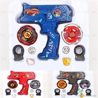 Beyblade with Launcher Metal Fusion Rotate Rapidity Fight Masters Toy