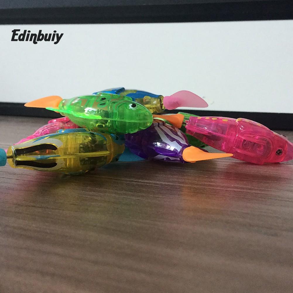 Cá Robot Điện Tử Trang Trí Bể Cá