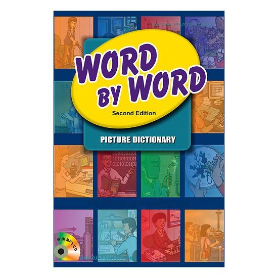 Sách - Từ Điển Hình Anh Việt - Word By Word ( kèm CD )- 9786048422288