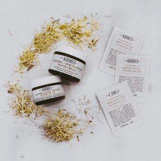 [ Sample 3ml ] Kem dưỡng Hoa Cúc Calendula Serum-Infused Water Cream thumbnail