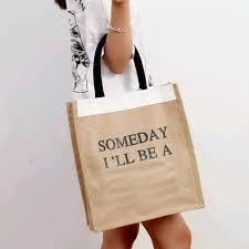 Túi Cói Đi Biển Someday_ CỰC HOT