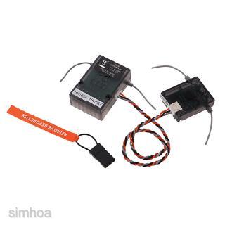 Spektrum DX6I DX9 DX18 6 Channel DSMX DSM2 Transmitter AR6210 Receiver