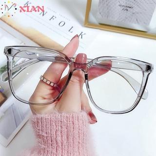 XIANSTORE Unisex Computer Goggles Radiation Protection Eyeglasses Blue Light Blocking Glasses Vision Care Ultralight Flexible Fashion Flat Mirror Eyewear/Multicolor