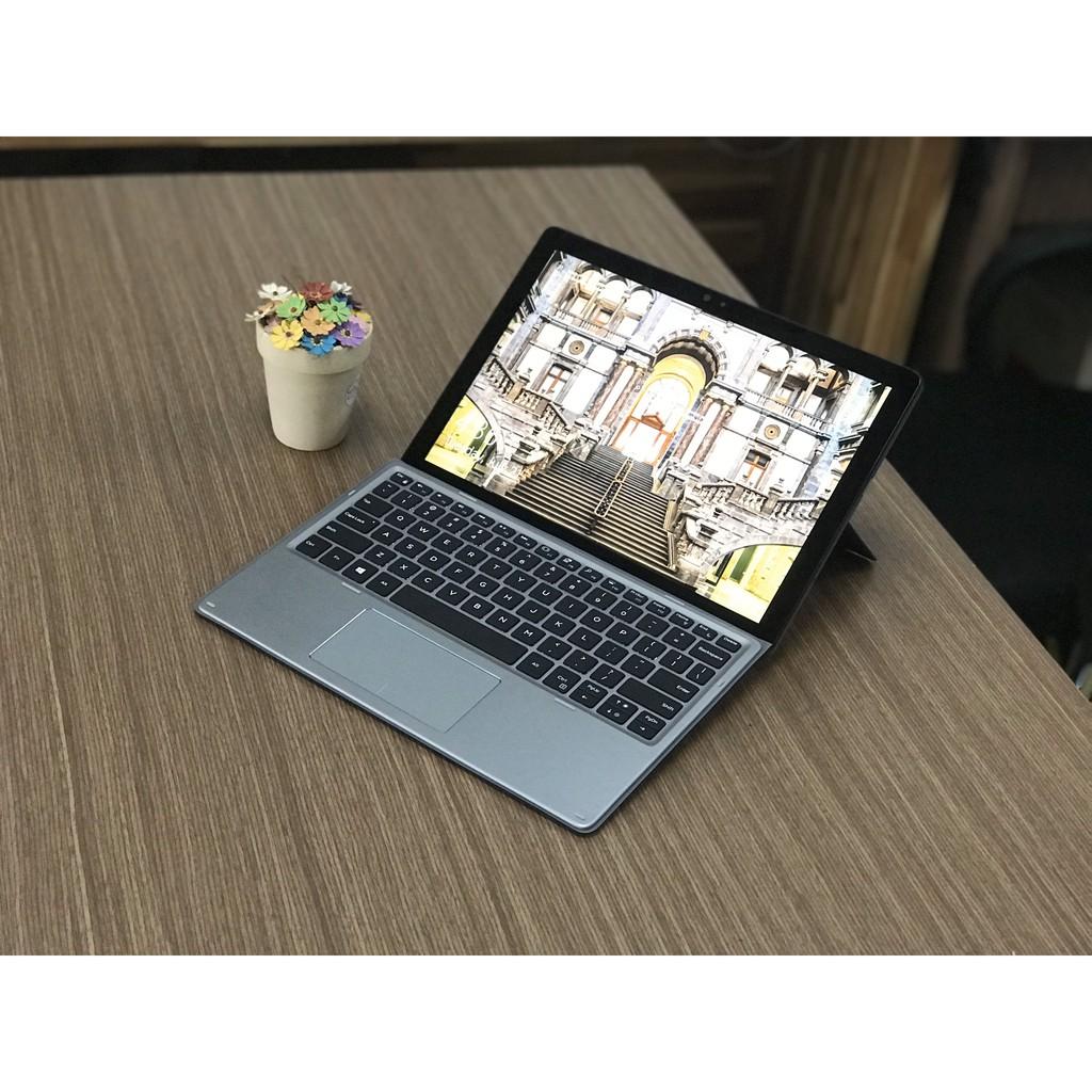 Laptop Dell Latitude 7200 2-in-1 (Core I7-8665U, Ram 16GB, SSD NVMe 256GB, MH 12.5' FullHD) siêu cao cấp