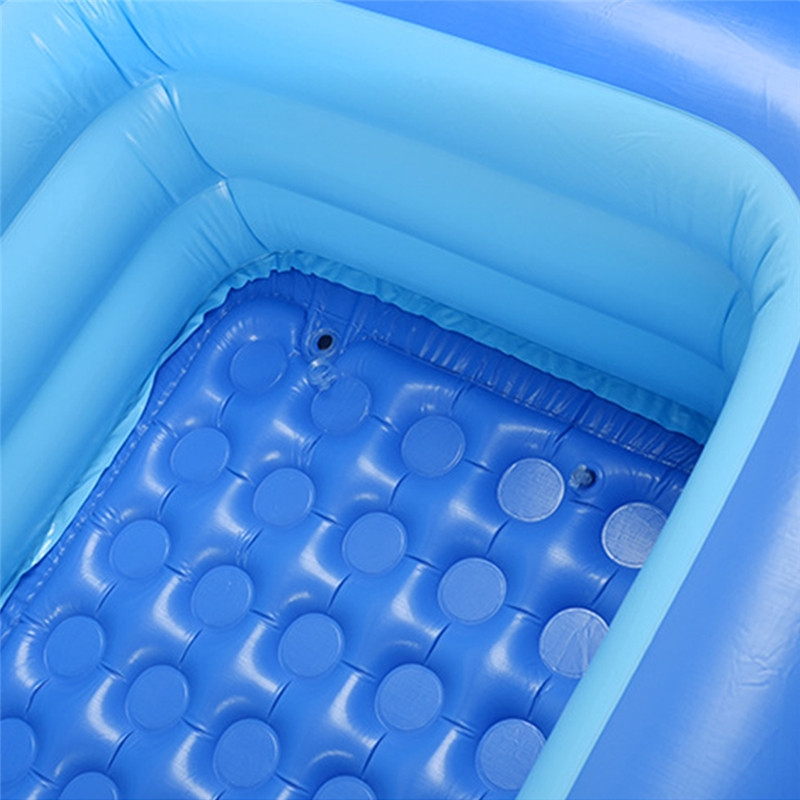 Baby Kids Inflatable Swimming Padding Pool Ball Pit Pool Children Garden Play