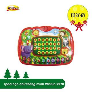 Ipad học chữ thông minh Winfun 2270