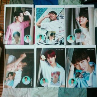 Summer package Wanna One