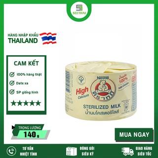 [Chính Hãng] Sữa Tươi Gấu Nestle High Calcium Thái Lan Lon 140g thumbnail