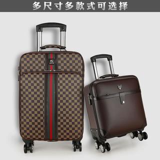 giá rẻ giá đặc biệtHộp đựng hành lý bánh xe đa năng 16 inch cho nam và nữ vali vải kinh doanh Oxford mã lên máy1