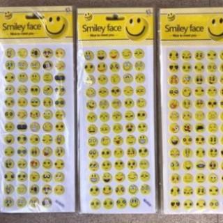 Hình dán nổi icon hình cảm xúc (20 tờ)