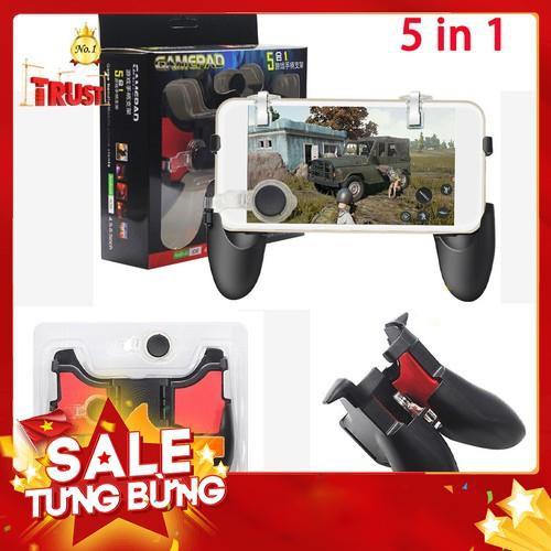 [HÀNG CHẤT LƯỢNG] [DEAL Game Thủ] PUBG Mobile TAY CẦM CHƠI GAME 5 IN 1 HỖ TRỢ CHƠI PUBG, LIÊN QUÂN, FreeFire, CF, FiFa - 14015909 , 2616802510 , 322_2616802510 , 103500 , HANG-CHAT-LUONG-DEAL-Game-Thu-PUBG-Mobile-TAY-CAM-CHOI-GAME-5-IN-1-HO-TRO-CHOI-PUBG-LIEN-QUAN-FreeFire-CF-FiFa-322_2616802510 , shopee.vn , [HÀNG CHẤT LƯỢNG] [DEAL Game Thủ] PUBG Mobile TAY CẦM CHƠI G