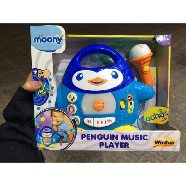Đồ chơi Winfun Penguin Music