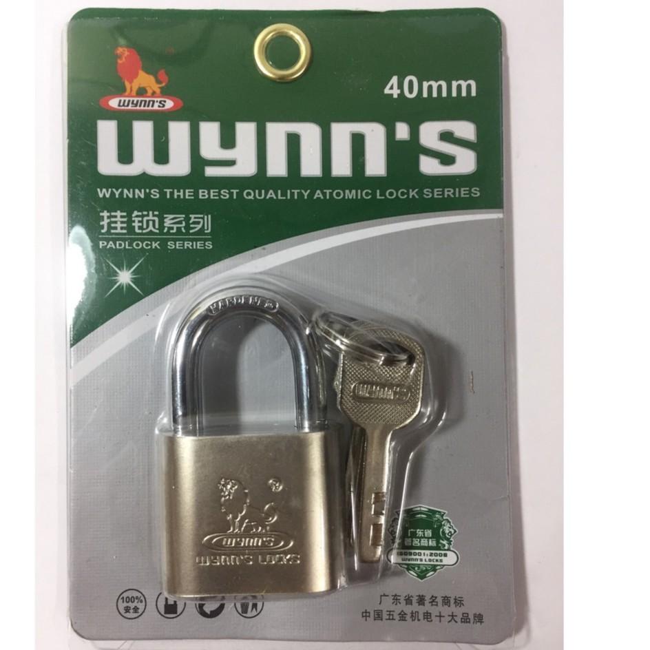 Ổ Khóa 40mm Wynn